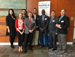 EKU RMI students participate in national NAPSLO symposium