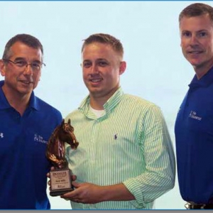 Nick Mills Earns Erie's Kentucky Producer of the Year Award