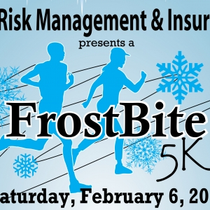 FrostBite 5K graphic